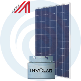 Sistema fotovoltaico auto-consumo - Masterkit 250