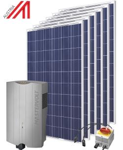 Sistema fotovoltaico auto-consumo - Masterkit 1500